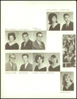 1965 George Washington High School Yearbook Page 300 & 301