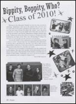 2008 Deckerville High School Yearbook Page 26 & 27
