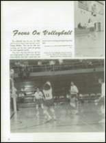 1991 Ft. Wayne Christian High School Yearbook Page 40 & 41