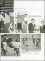 1991 Ft. Wayne Christian High School Yearbook Page 42 & 43