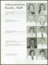1991 Ft. Wayne Christian High School Yearbook Page 54 & 55