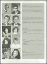 1991 Ft. Wayne Christian High School Yearbook Page 56 & 57
