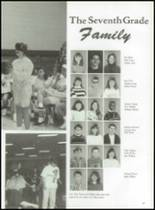 1991 Ft. Wayne Christian High School Yearbook Page 70 & 71