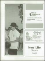 1991 Ft. Wayne Christian High School Yearbook Page 90 & 91