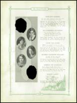 1930 Danville High School Yearbook Page 20 & 21