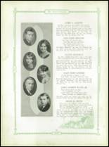 1930 Danville High School Yearbook Page 22 & 23