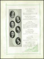1930 Danville High School Yearbook Page 24 & 25