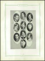 1930 Danville High School Yearbook Page 28 & 29