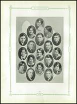 1930 Danville High School Yearbook Page 40 & 41