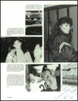 1990 Evergreen High School Yearbook Page 10 & 11