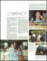 1990 Evergreen High School Yearbook Page 32 & 33