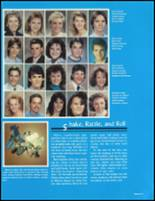 1990 Evergreen High School Yearbook Page 44 & 45