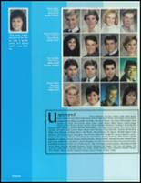 1990 Evergreen High School Yearbook Page 52 & 53