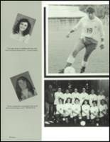 1990 Evergreen High School Yearbook Page 62 & 63