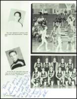 1990 Evergreen High School Yearbook Page 72 & 73