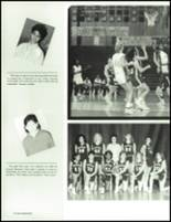 1990 Evergreen High School Yearbook Page 74 & 75