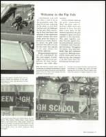 1990 Evergreen High School Yearbook Page 76 & 77