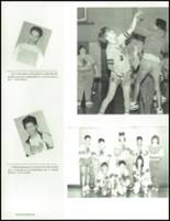 1990 Evergreen High School Yearbook Page 82 & 83