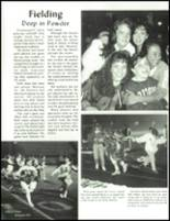 1990 Evergreen High School Yearbook Page 84 & 85