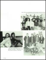 1990 Evergreen High School Yearbook Page 98 & 99