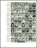 1990 Evergreen High School Yearbook Page 122 & 123