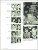 1990 Evergreen High School Yearbook Page 134 & 135