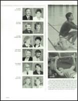 1990 Evergreen High School Yearbook Page 138 & 139