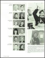 1990 Evergreen High School Yearbook Page 142 & 143