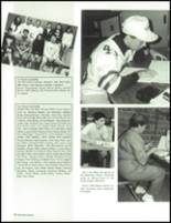 1990 Evergreen High School Yearbook Page 152 & 153