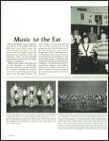 1990 Evergreen High School Yearbook Page 154 & 155