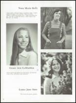 1976 Visitation Academy Yearbook Page 14 & 15