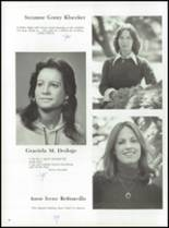 1976 Visitation Academy Yearbook Page 20 & 21