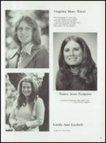 1976 Visitation Academy Yearbook Page 22 & 23