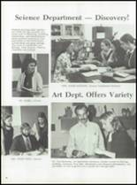 1976 Visitation Academy Yearbook Page 50 & 51