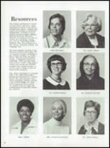 1976 Visitation Academy Yearbook Page 54 & 55