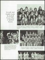 1976 Visitation Academy Yearbook Page 98 & 99