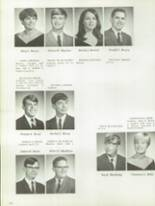 1969 North Penn High School Yearbook Page 136 & 137