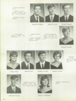 1969 North Penn High School Yearbook Page 142 & 143