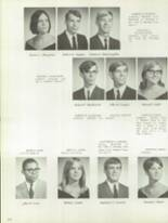 1969 North Penn High School Yearbook Page 158 & 159