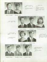 1969 North Penn High School Yearbook Page 168 & 169