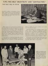 1958 Caruthersville High School Yearbook Page 10 & 11