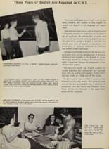 1958 Caruthersville High School Yearbook Page 18 & 19