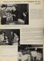 1958 Caruthersville High School Yearbook Page 24 & 25