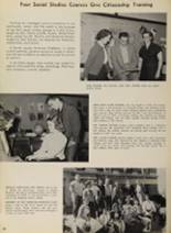 1958 Caruthersville High School Yearbook Page 28 & 29