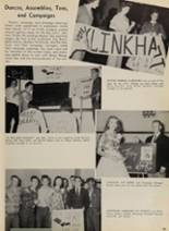 1958 Caruthersville High School Yearbook Page 32 & 33