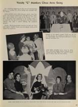 1958 Caruthersville High School Yearbook Page 42 & 43