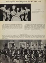 1958 Caruthersville High School Yearbook Page 56 & 57