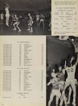 1958 Caruthersville High School Yearbook Page 74 & 75