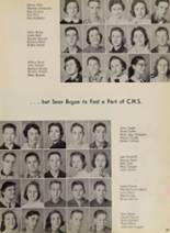 1958 Caruthersville High School Yearbook Page 82 & 83
