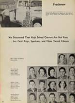1958 Caruthersville High School Yearbook Page 86 & 87